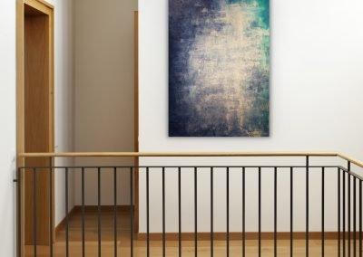"Abstract 1 Acryllic Mixed Media on canvas 30""x40"" version 2"